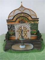Department 56 Lily Garden Conservatory