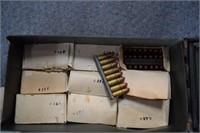 40 Rds 7.62 Silver Tip & 720 Rds 7.62 Pistol
