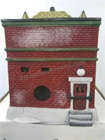 Dickens Village series Cobles Police Station
