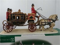 Department 56 The Queen's Parliamentary Coach