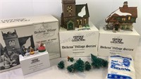 """The Dickens Village Series """"The Spirit of Giving"""""""