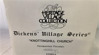 "Dickens Village Series ""Knottinghill Church"""