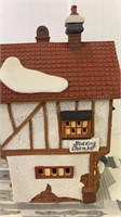 "Dickens Village Series ""Bumpstead Nye Cloaks &"