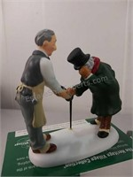Department 56 Our Best Vintage Sir, One More