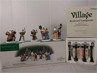 Department 56 here we come a-wassailing Village