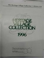 Department 56 magazine books winter catalogs an