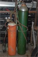 Oxy Acetylene Torch