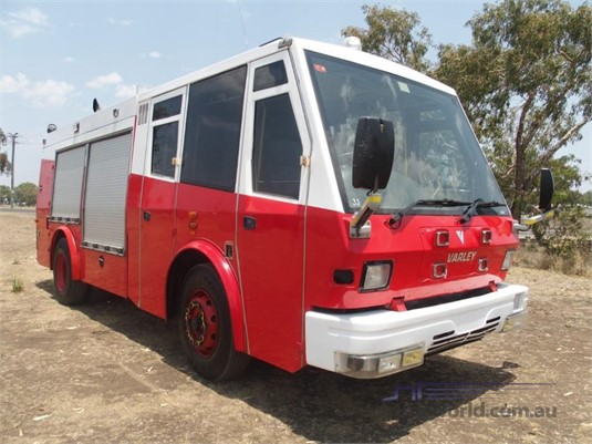 2000 Varley Fire Truck - Trucks for Sale