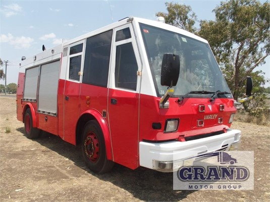 2000 Varley Fire Truck Grand Motor Group - Trucks for Sale