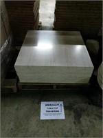 Traverine Werzalit Table Top -Qty 53