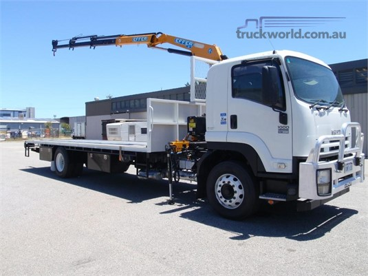 2010 Isuzu FVD 1000 - Trucks for Sale