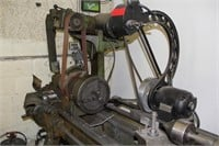 Shaft Grind & Polish Machine in Working Condition