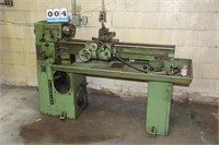 Clausing Engine Lathe In Good Condition