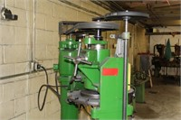 Storm-Vulcan Vertical Mill in Working Condition