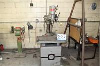 Walker Turner Boring/Drilling Machine
