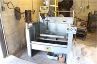 Axe Cylinder Honing Machine in Working Condition