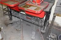 Pair of Sunnen Honing Machines in Work. Condition
