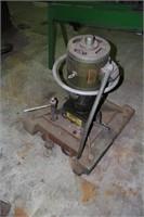 Scrap Machine Motor