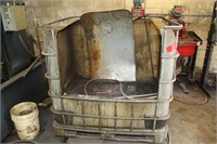 Shop Built Cleaning Tank