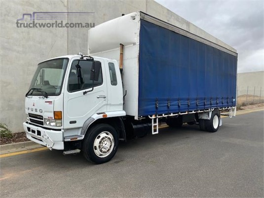 2005 Mitsubishi Fuso FIGHTER FM10.0 - Trucks for Sale