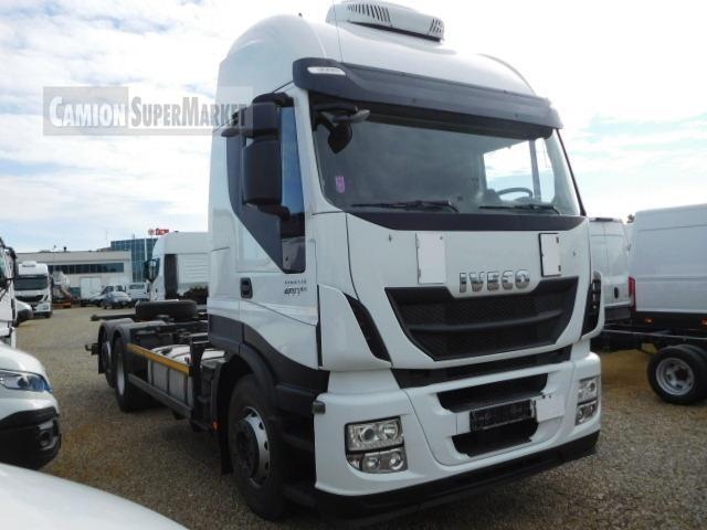 Iveco STRALIS 480 used 2015 Emilia-Romagna