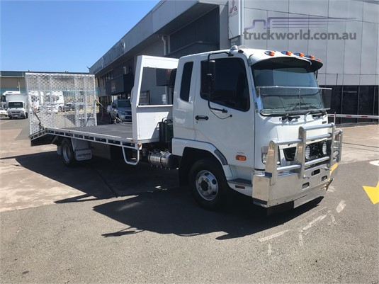 2016 Mitsubishi Fuso FIGHTER 1024 Adtrans Used Trucks Sydney - Trucks for Sale