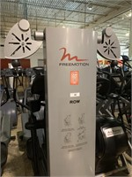 Free Motion Row Selectorized Station