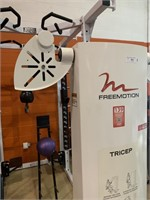 Free Motion Tricep