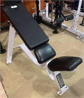 Hammer Strength Shoulder Bench