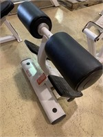 Life Fitness Hyper Extension Bench