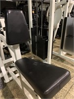 Life Fitness Seated Row Selectorized