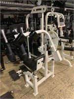 Life Fitness Abdominal Selectorized
