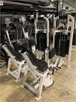 Life Fitness Hip Adductor Selectorized