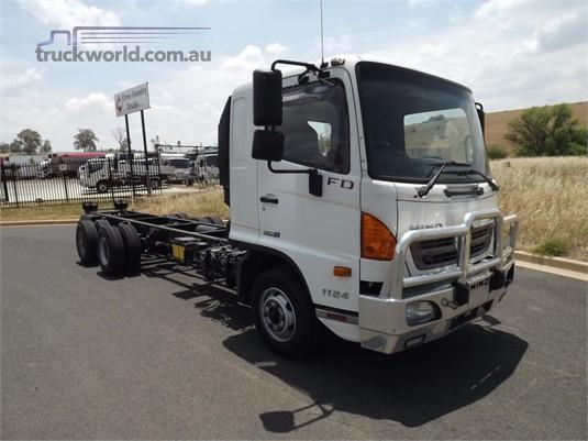 2013 Hino FD1124 - Trucks for Sale