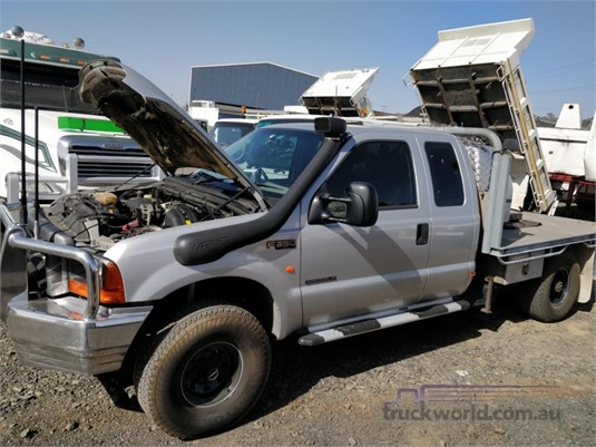 2004 Ford F350 Wheellink - Light Commercial for Sale