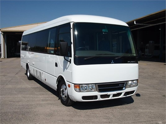 2018 Fuso Rosa Deluxe 25 Seats Auto - Buses for Sale