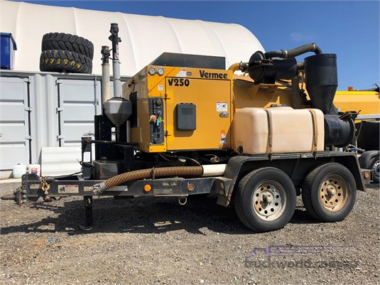 0 Vermeer V250 - Heavy Machinery for Sale