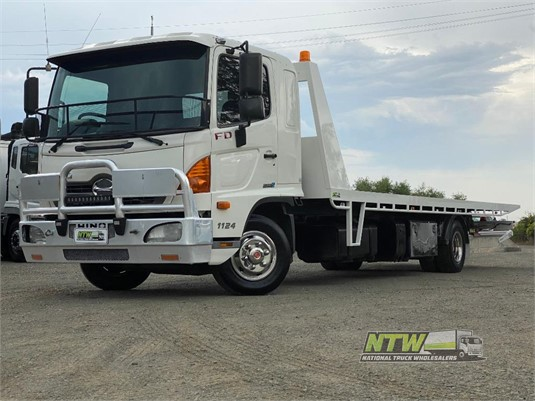 2012 Hino FD National Truck Wholesalers Pty Ltd - Trucks for Sale