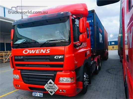 2011 DAF CF85.460 - Trucks for Sale