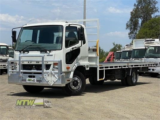 2015 Mitsubishi Fuso FIGHTER 1424 National Truck Wholesalers Pty Ltd - Trucks for Sale