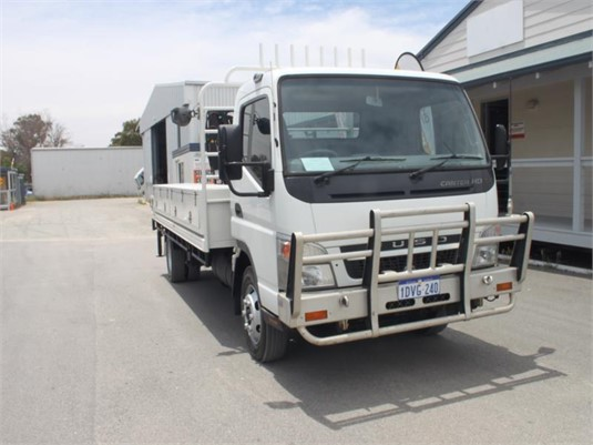2010 Mitsubishi Fuso Canter Fe85 - Trucks for Sale