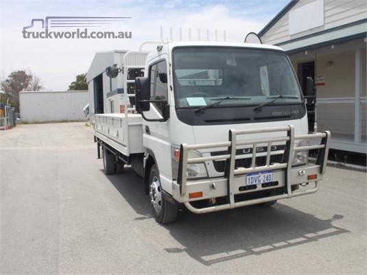 2010 Mitsubishi Fuso Canter Fe85 - Trucks for Sale
