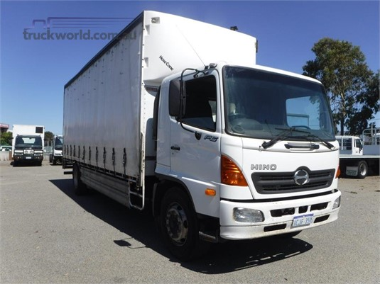 2006 Hino RANGER FG1J - Trucks for Sale