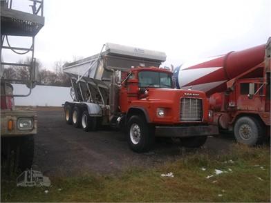 MACK Trucks For Sale In Indiana - 161 Listings   TruckPaper