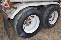 Tank Trailers - Other 1982 STAINLESS  11291923