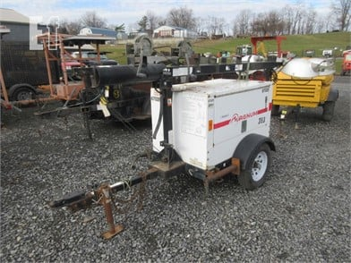 2006 MAGNUM DIESEL POWERED LIGHT TOWER Other Online Auctions