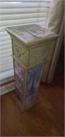 Nice Resin Ornate Fern Stand