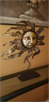 Architectural Sun on Stand