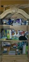 Beautiful 2 pc Storage Cabinet