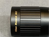 Nikon Monarch UCC 4-12x Rifle Scope